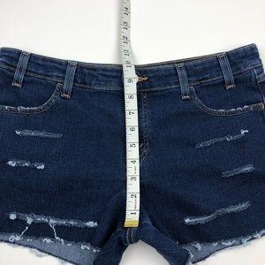 Levi's Shorts - Levi's Cut Off Distressed Jean Shorts